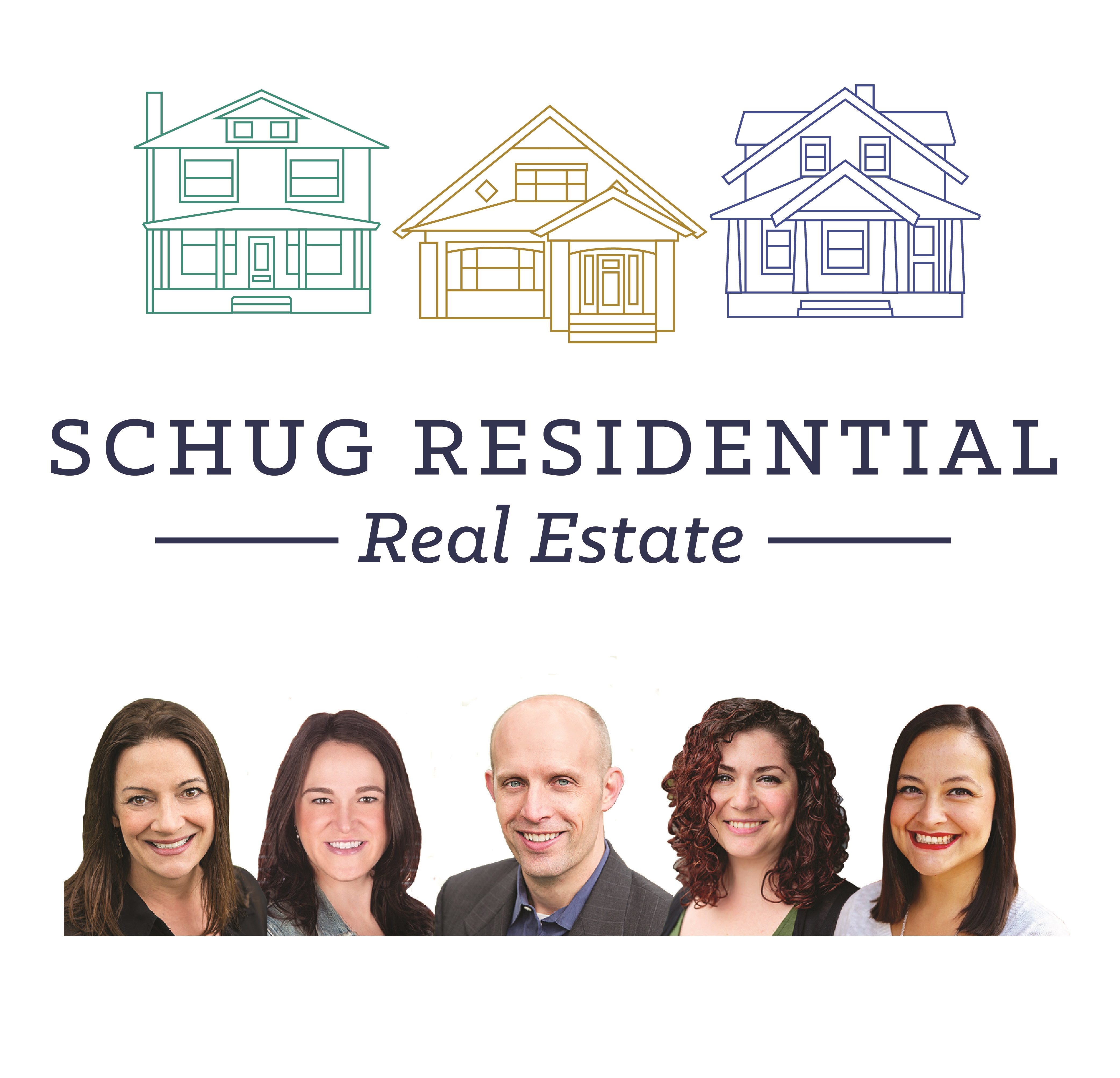 Schug Residential Color Main Team Photo